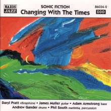 Sonic Fiction: Changing With The Times, CD