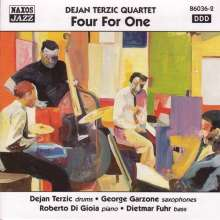 Dejan Terzic (geb. 1970): Four For One, CD