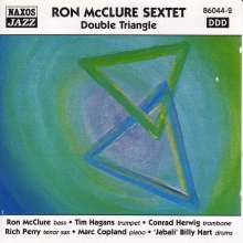 Ron McClure (geb. 1941): Double Triangle, CD