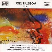 Joel Palsson: Prim, CD