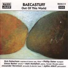 Baecastuff: Out Of This World, CD