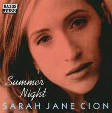 Sarah Jane Cion: Summer Night, CD