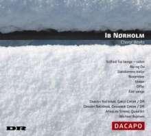 Ib Nörholm (1931-2019): Chorwerke, CD