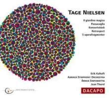 Tage Nielsen (geb. 1929): Orchesterwerke, CD