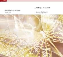 """Svend Nielsen (geb. 1937): Requiem für 12 Sänger """"Sommerfugledalen"""", CD"""
