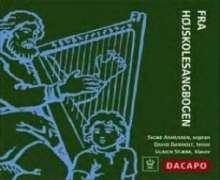 Signe Asmussen - Fra Hojskolesangbogen (Dänische Volklieder), CD
