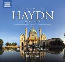 Joseph Haydn (1732-1809): Messen Nr.1,4-14, 8 CDs