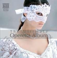 "Naxos-Sampler ""The Ultimate Operetta Album"", 2 CDs"