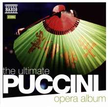 "Naxos-Sampler ""The Ultimate Puccini Opera Album"", 2 CDs"