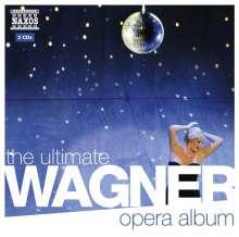 "Naxos-Sampler ""The Ultimate Wagner Opera Album"", 2 CDs"