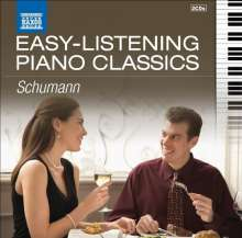 "Naxos ""Easy-Listening Piano Classics"" - Schumann, 2 CDs"