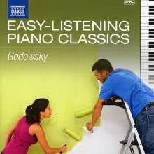 Easy Listening Piano Classics - Godowsky (Naxos-Sampler), 3 CDs