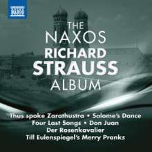 The Naxos Richard Strauss Album, CD