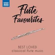 Flute Favourites, CD