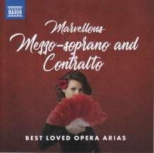 Best Loved Opera Arias - Marvellous Mezzo-soprano and Contralto, CD