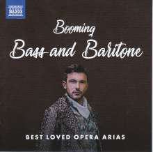 Best Loved Opera Arias - Booming Bass and Baritone, CD