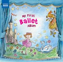 My First Ballet Album, CD