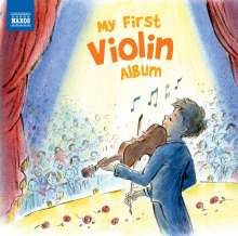 My First Violin Album, CD