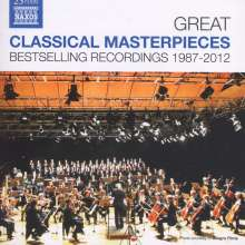 Great Classical Masterpieces - Bestselling Recordings, CD
