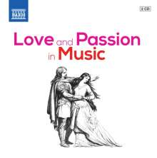 Love and Passion in Music, 2 CDs