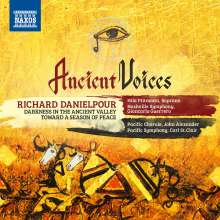 Richard Danielpour (geb. 1956): Darkness in the Ancient Valley (Symphonie in 5 Sätzen), 2 CDs