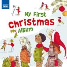 My First Christmas Album, CD