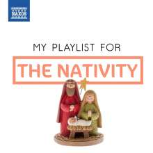 My Playlist for The Nativity, CD