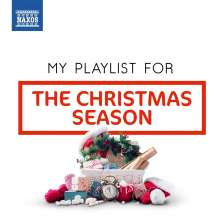 My Playlist for The Christmas Season, CD