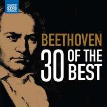Ludwig van Beethoven (1770-1827): Beethoven - 30 Of The Best, 3 CDs