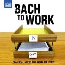 "Naxos-Sampler ""Bach to Work"", CD"