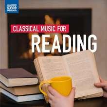 """Naxos-Sampler """"Classical Music For Reading"""", CD"""