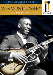 Wes Montgomery (1925-1968): Live In '65, DVD