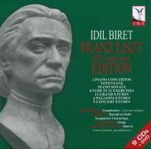 Idil Biret - Franz Liszt 200th Anniversary Edition, 9 CDs