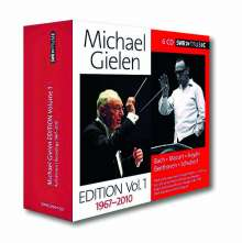 Michael Gielen - Edition Vol.1, 6 CDs