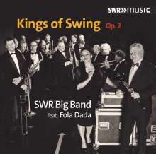 SWR Big Band: Kings Of Swing Op.2, CD