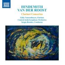 Jan van der Roost (geb. 1956): Klarinettenkonzert, CD