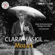 Wolfgang Amadeus Mozart (1756-1791): Klavierkonzerte Nr.9 & 19, CD