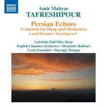 "Amir Mahyar Tafreshipour (geb. 1974): Harfenkonzert ""Persina Echoes"", CD"
