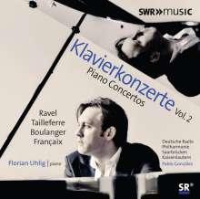 Florian Uhlig - Klavierkonzerte Vol.2, CD