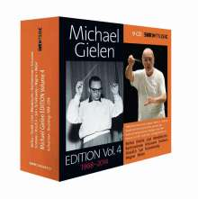 Michael Gielen - Edition Vol.4, 9 CDs