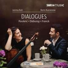 Janina Ruh & Boris Kusnezow - Dialogues, CD