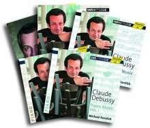 Claude Debussy (1862-1918): Klavierwerke Vol.1-5, 5 CDs