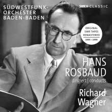 Hans Rosbaud dirigiert Richard Wagner, CD