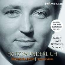 Fritz Wunderlich - Klassische Arien, 2 CDs