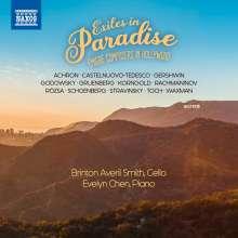 Brinton Averil Smith & Evelyn Chen - Exiles in Paradise, CD
