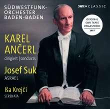Josef Suk (1874-1935): Asrael-Symphonie, CD