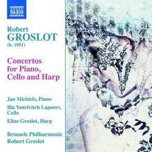 Robert Groslot (geb. 1951): Konzerte, CD