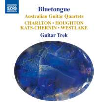Bluetongue - Australian Guitar Quartets, CD