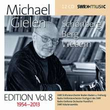 Michael Gielen - Edition Vol.8, 12 CDs