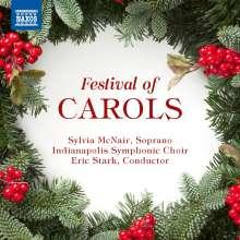 Festival of Carols, CD